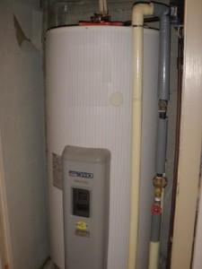 阪神間電気温水器施工