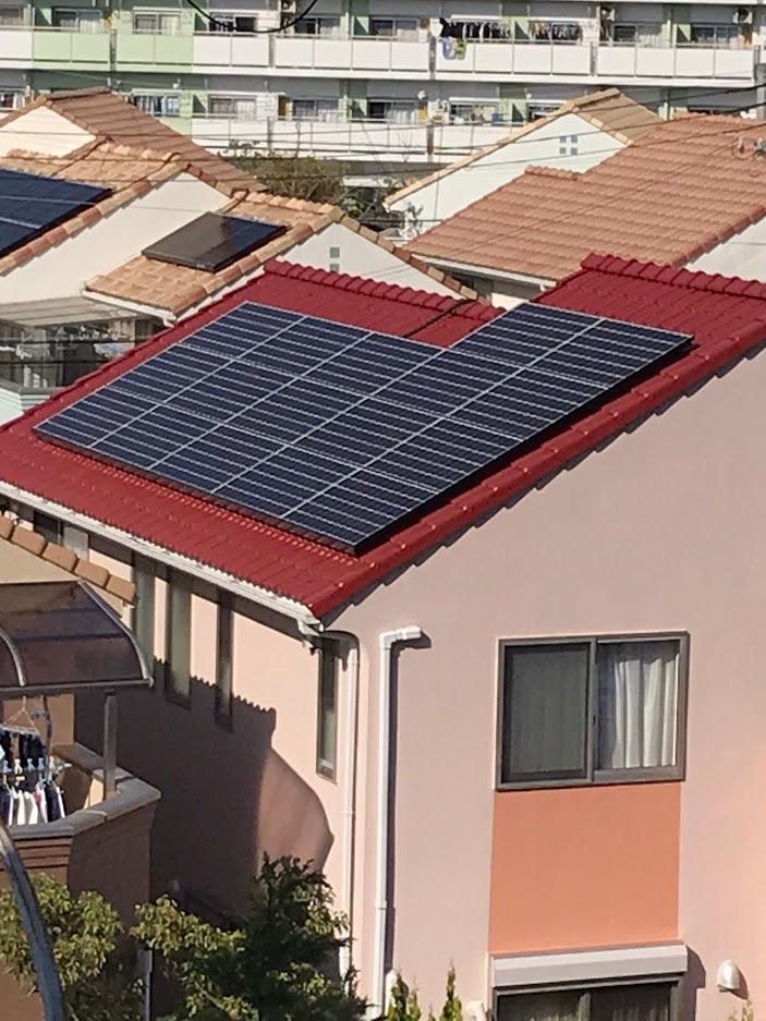 太陽光発電システム設置工事