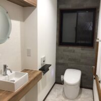 西宮市M様トイレのリフォーム